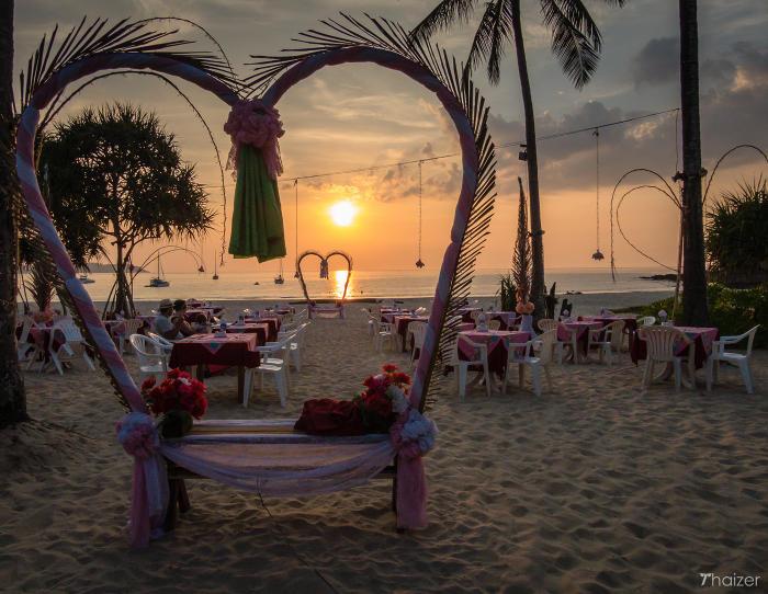 Thailand weddings and honeymoons